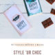 Wrap 'ur Choc – Halloween Schokotafelwrapper