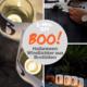 BOO! Halloween-Windlichter aus Brottüten / gruselig schnelles DIY