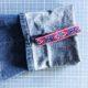 DIY // Jeans pimpen mit Webband