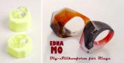 DIY Silikonform für Ringe