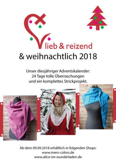 lieb & reizend Adventskalender 2018
