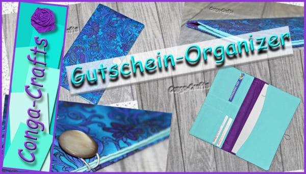Anleitung Gutschein-Organizer