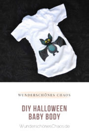 DIY Halloween Baby Body