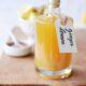 Tschüss Erkältung! Meine Wunderwaffe für die fiese Erkältungszeit: Ingwer-Zitronen-Sirup, einfach selbstgemacht