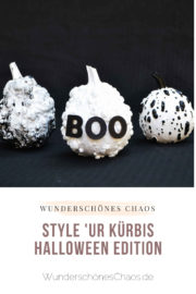 Style 'ur Kürbis – Halloweenkürbisse
