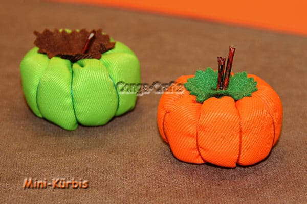 Mini-Kürbis - Deko - Herbst - Halloween