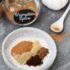Rezept für Pumpkin Pie Spice mit schickem Freebie-Etikett zum kostenlosen Download