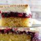 Schneewittchenkuchen mit Butterkeksen – Rot wie Blut, weiß wie Schnee und goldgelb wie Butterkekse