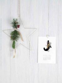 Kalender 2019 zum Ausdrucken - Freebie