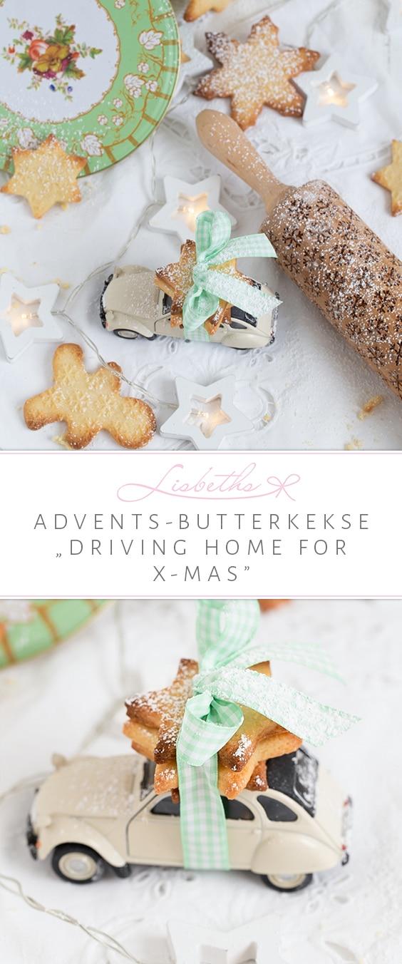 """""""Advents-Butterkekse!"""""""