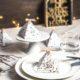 24 kleine Pyramiden - Adventskalender zum ausdrucken