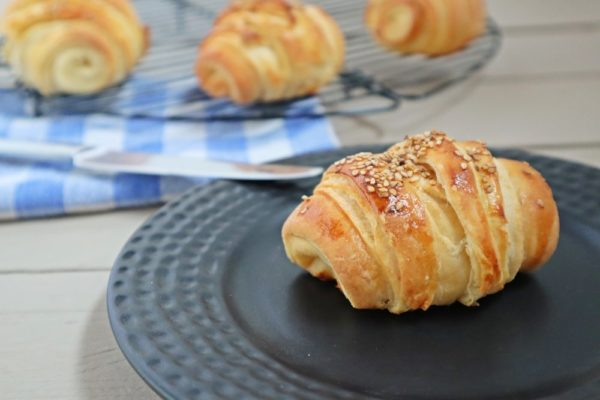 Grundrezept: Croissants