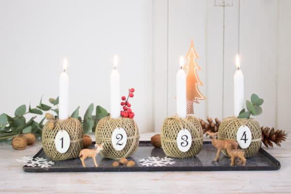 last minute adventskranz im scandi style handmade kultur. Black Bedroom Furniture Sets. Home Design Ideas