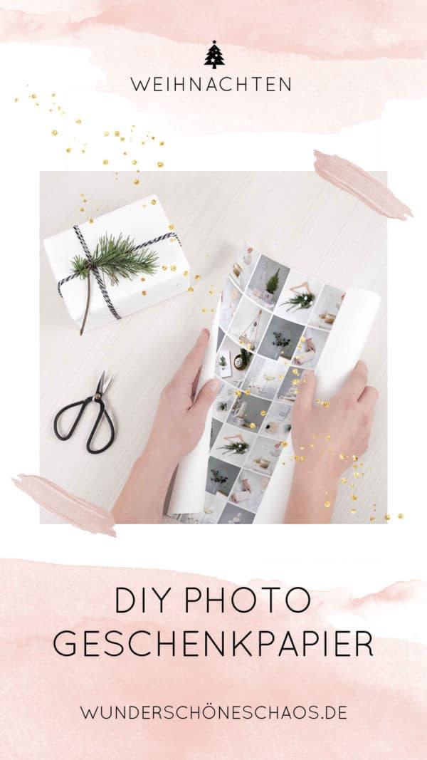 Photo Wrap - die neue Art Geschenke einzupacken