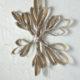 Vintage Schneeflocken aus Papier