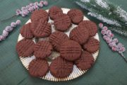 Rezept: Puddingplätzchen ohne Ei