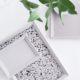 DIY Terrazzo Vase und Tablett