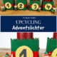 Upcycling Adventslichter aus TetraPacks