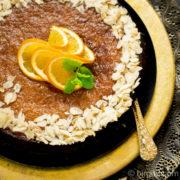 Marokkanischer Orangenkuchen [Birgit D]