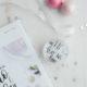 super schnelles Weihnachts-DIY mit Handlettering