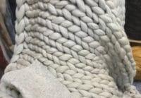 Chunky Wool Workshop / XXL Decke