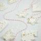 Geschenkanhänger aus Kaltporzellan