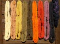 Färben mit Natur- und Pflanzenfarben KreativWochenende