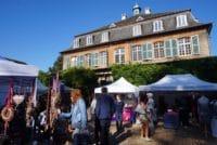 6. Gartenlust und Kunsthandwerk auf Schloss Eicherhof in Leichlingen