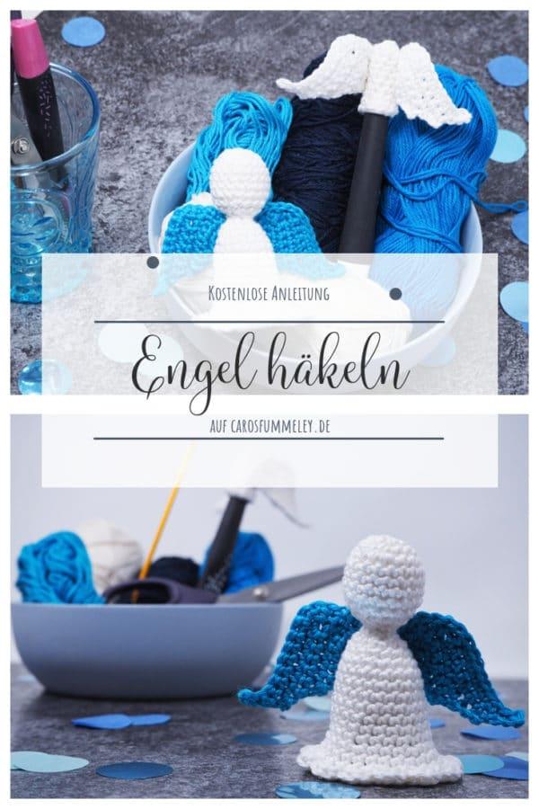 Kostenlose Anleitung Engel Häkeln Handmade Kultur