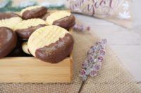Puddingplätzchen Vanille