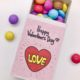 Valentinstagsgeschenke selber machen - Streichholzschachteln bedrucken