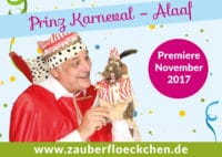 "Kindertheater ""Prinz Karneval – Alaaf!"""
