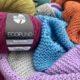 Schal im Colorblocking - fürs ganze Jahr!