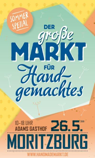 HandmaDDe Markt Sommer Spezial in Moritzburg