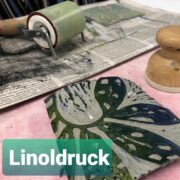 Linolschnitt Kleingrafik Bremen/Oldenburg