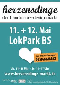 herzensdinge – der handmade-designmarkt
