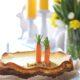 Saftiger Karotten-Käsekuchen
