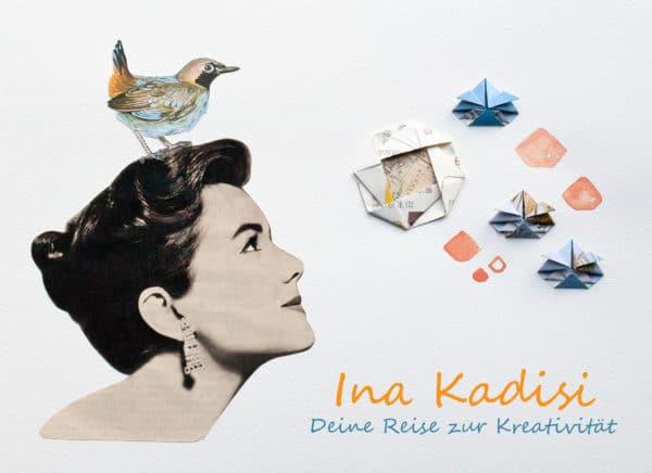 Ina Kadisi – Deine Reise zur Kreativität