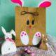 Osterhasen-Geschenktüten