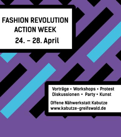 Fashion Revolution Week Greifswald