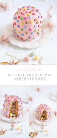 """""""OSTEREI-KUCHEN MIT SÜSSER ÜBERRASCHUNG & EIN ZAUBERHAFTER OSTER-TIP!"""""""