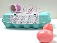 Osternest im Eierkarton - ein Oster-DIY