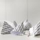 Osternester mal anders - Triangeltüten mit Aufdruck als Vorlage