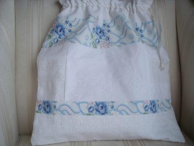 Ein edles Wäschesäckchen