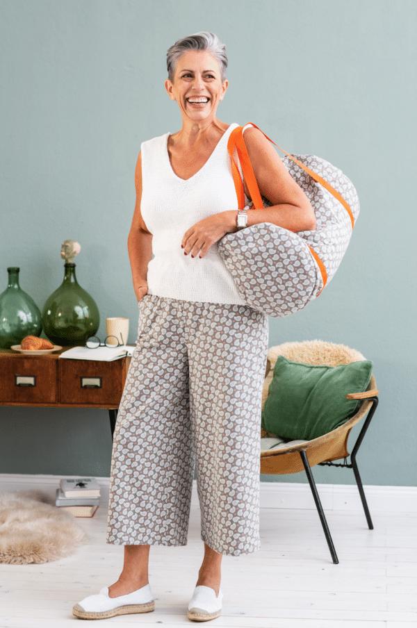 MEZfabrics Duffle-Bag