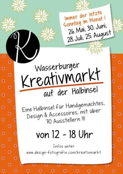 Wasserburger Kreativmarkt