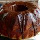Rotweinkuchen von Oma Erna in der Kranz- oder Gugelhupfform