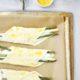 Schnelle Blätterteigtaschen mit Spargel und Ricotta. Oh Du schöne Spargelzeit!