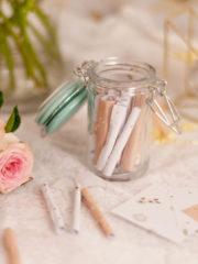 Date-Jar als Hochzeitsgeschenk