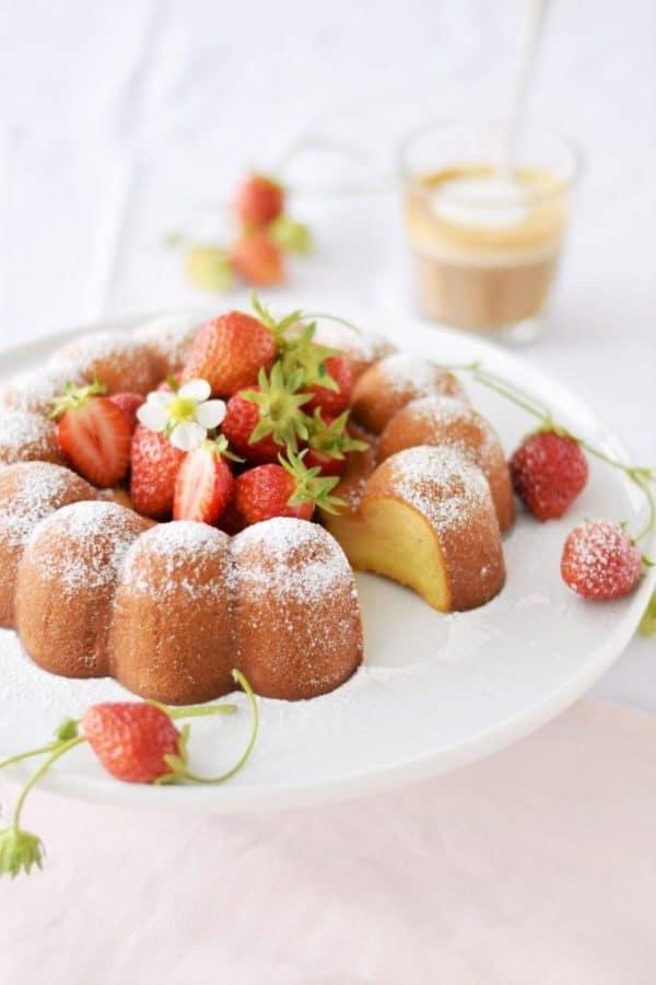 Der einfachste Kuchen der Welt - aus nur 2 Zutaten!